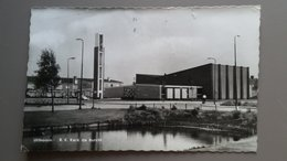UITHOORN - R.K. KERK De BURCHT - Fotokaart - Otros