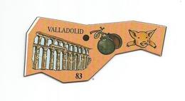 "MAGNET Le Gaulois "" EUROPE - ESPAGNE - VALLADOLID "" - Magnets"