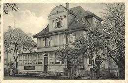 40954825 Bad_Salzhausen Fremdenheim Haus Schaetzel Bad_Salzhausen NZ4 - Ohne Zuordnung
