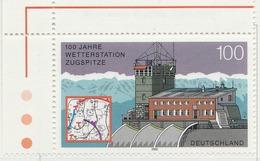 PIA - GER- 2000 : Centenario Della Stazione Meteorologica Dello Zugspitze  - (Yv 1959) - [7] Repubblica Federale