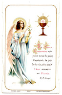 Souvenir De Première Communion & De Confirmation Jacqueline VELLAND 03 Juin 1918 Institution N-D (Carmel) Montpellier - Comunión Y Confirmación