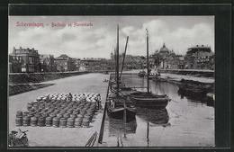 AK Scheveningen, Badhuis En Havenkade - Scheveningen