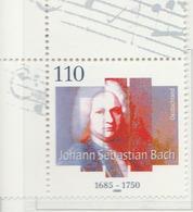 PIA - GER- 2000 : 250° Anniversario Della Morte Del Musicista Johann Sebastian Bach  - (Yv 1958) - [7] Repubblica Federale