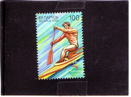 2000 Bielorussia - Olimpiadi Di Sydney - Canoa