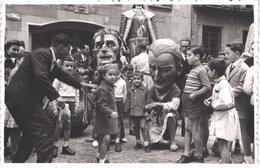 ES GERONA - Carte Photo - Nans Y Gegants - Dia De San Narcisse - Animée - Belle - Carnaval