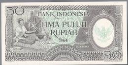 Indonesia - 50 Rupie 1964 - UNC - P.96 - Indonesien