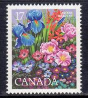 Canada 1980 Montreal International Flower Show, MNH, SG 978 - 1952-.... Reign Of Elizabeth II