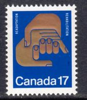 Canada 1980 Rehabilitation, MNH, SG 979 - 1952-.... Reign Of Elizabeth II