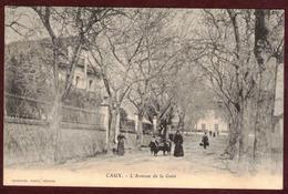 Caux Avenue De La Gare Animée - Hérault 34720 - Caux Canton De Pézenas - Other Municipalities