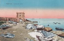 TRAPANI-TORRE DI LIGNY-CARTOLINA NON VIAGGIATA -ANNO 1920-1930 - Trapani