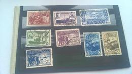 USSR 1938-40 Polar Explorer - Used Stamps