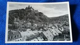Wernigerode Harz Blick Auf Stadt Und Feudalmuseum Germany - Wernigerode