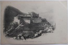 CHATEAU QUEYRAS (ALT. 1382 M) - Frankrijk