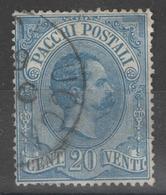 Italie - Colis Postaux - YT 2 Oblitéré - 1878-00 Humbert I.