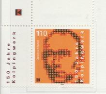 """PIA - GER- 2000 : 150° Anniversario Dell' Associazione """"Kolpingwerk""""  - (Yv 1967) - Nuovi"""