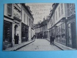18 - Saint Amand Montrond - Rue Porte-Mutin - 1916 - Saint-Amand-Montrond