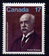 Canada 1980 Dr Emmanuel-Persillier Lachapelle, MNH, SG 1000 - 1952-.... Reign Of Elizabeth II