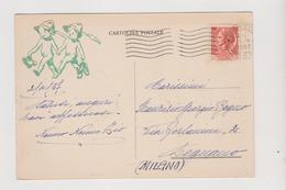 Associazione Nazionale Alpini, Sezione Di Venezia , Illustrata  - F.G - Anni '1950 - Militaria