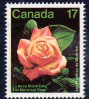 Canada 1981 Montreal Flower Show, MNH, SG 1019 - 1952-.... Reign Of Elizabeth II