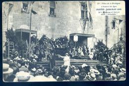 Cpa  Du 44  Nantes  1910 Fêtes De La Bretagne à Travers Les âges Dorinne Et Delvair Dans Griselidis   JM33 - Nantes