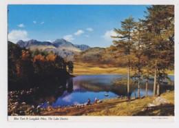 AJ22 Blea Tarn And Langdale Pikes, The Lake District - Cumberland/ Westmorland