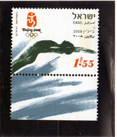 2008 Israele - Olimpiadi Di Pechino - Natación