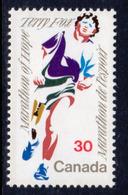 Canada 1982 'Marathon Of Hope' Commemoration, MNH, SG 1044 - 1952-.... Reign Of Elizabeth II