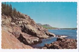 AK46 Otter Cliffs, Acadia National Park, Mt. Desert Island, Maine - Other