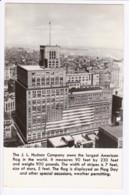 AK46 J.L Hudson Company, Detroit - RPPC - Detroit