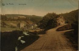 La Roche En Ardenne (La Roche) Rare Vue Color Les Tanneries 1913 - La-Roche-en-Ardenne