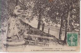 Belleme La Jeu De Colin Maillard  1908 - Autres Communes