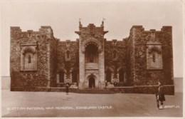 AL79 Scottish National War Memorial, Edinburgh Castle - RPPC - Midlothian/ Edinburgh