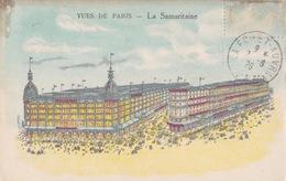 PARIS (75) - Grands Magasins La Samaritaine - 1926 - HMF - N°3 Couleur - Non Classés