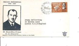 Equateur ( FDC De 1960 à Voir) - Equateur