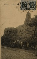 Pepinster // Rocher Du Diable (animee) 1923 Carte Rare - Pepinster