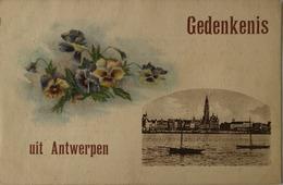 Anvers - Antwerpen // Gedenkenis Uit (Reklame Kaart M. Moorthamers) 19?? - Antwerpen
