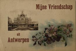 Anvers - Antwerpen // Mijne Vriendschap Uit (Reklame Kaart M. Moorthamers) 19?? - Antwerpen