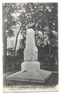 Cpa Au Commandant Provot Tué à Casablanca - Monument érigé à Nevers Le 14 Juillet 1910 - Alix Marquet Sculpteur - Nevers
