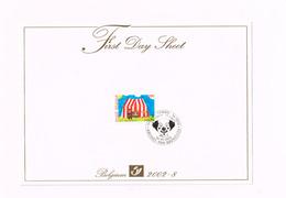 First Day Sheet.Europa.Yvert 3064 - FDC