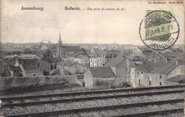 HOLLERICH - Vue Prise Du Chemin De Fer - Ed. Bellwald Série 1905. - Cartes Postales