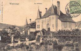 WINTRANGE - Le Château (Le Bord Gauche Est Abimé) - Ed. Bellwald 745. - Ansichtskarten