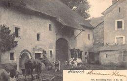 WALLENDORF - Intérieur De Ferme - Ed. Nels Série 12 N. 42. - Cartes Postales