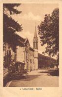 LASAUVAGE - Eglise - Ed. Wirol 9. - Postcards