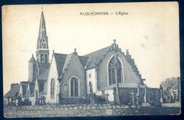 Cpa Du 22  Plougonver L' Eglise     JM34 - Guingamp