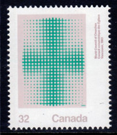 Canada 1983 World Council Of Churches, MNH, SG 1101 - 1952-.... Reign Of Elizabeth II