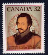 Canada 1983 400th Anniversary Of Newfoundland, MNH, SG 1102 - 1952-.... Reign Of Elizabeth II