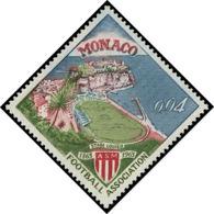 MONACO Poste ** - 623A, Sans Surcharge Non émis: 4c. Football - Cote: 1000 - Monaco