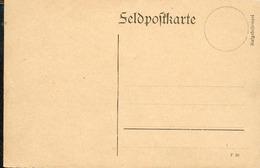 Duitsland/Deutschland, Feldpostkarte, 14 X 9 Cm., Ca. 1940-'45 - Zonder Classificatie