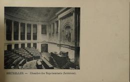 Bruxelles // Interieur Cambre Des Representant Ca 1900. E - België