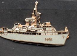 PIN'S Marine Nationale BSS RANCE - Seepost